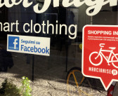 Shopping in Bici a Marcianise